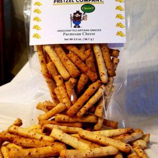 Asheville Pretzel Company Cheese Sticks 2 oz bag