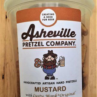 Mustard Pretzel Tub Front