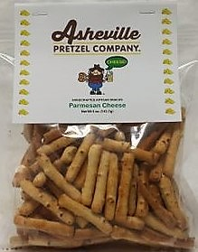 Asheville Pretzel Company Cheese 5 oz Bag