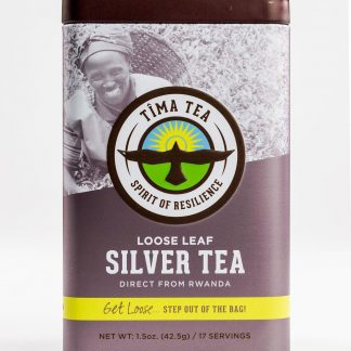 Tima Tea Silver Tea